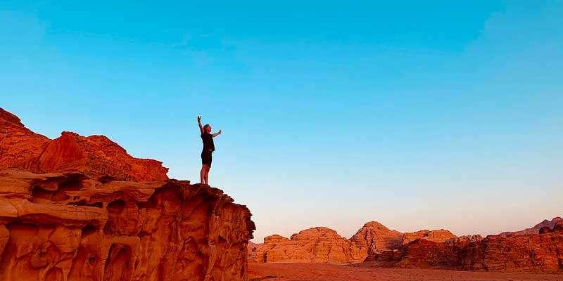 Zen Luxury Travels | Digital detox i Jordan
