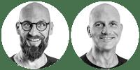 Mikael Kyneb, Jesper Brandis