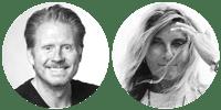 Martin Mogensen, Christina Bækgaard